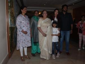 Krishnaraj Rai's birth anniversary, Aishwarya Rai celebrates 'Day of Smiles' with Aaradhya