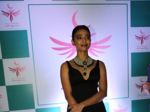 Radhika Apte at Jewellery Line House of Ayant