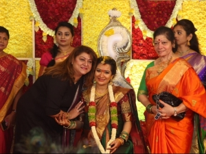 Radhika Pandith's Baby Shower Function