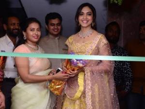 RituVarma Launches Priya Design Studio At Jubilee Hills