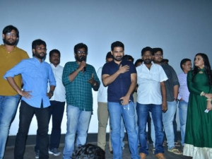 Roshagadu Movie Team At Sri Mayuri Theatre