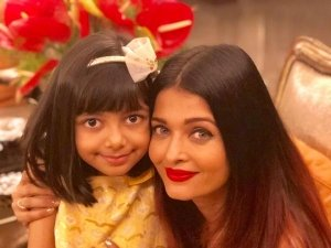 Aaradhya Bachchan Birthday Celebration 2018