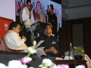 Akshay Kumar At World Toilet Summit