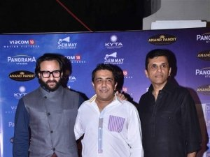 Bazaar Movie Success Party