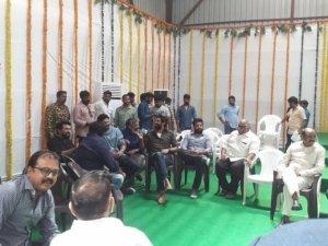 Rajamouli's RRR Movie Launch