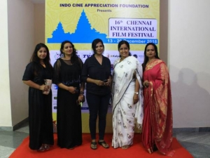 16th Chennai International Film Festival Inauguration