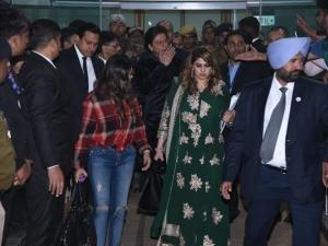 Guest arrives at Udaipur for Isha Ambani and Anand Piramal Wedding