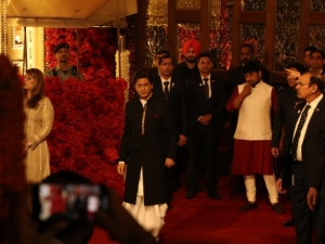 Isha Ambani Wedding Photos