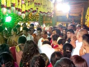 Kannada Actor Dhruva Sarja And Prerana Shankar Engagement