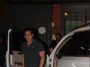 Salman Khan 53rd Birthday Celebration 2018 In Mumbai