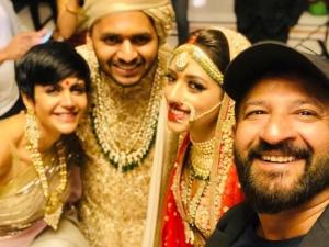 Shruti Kharbanda wedding Photos