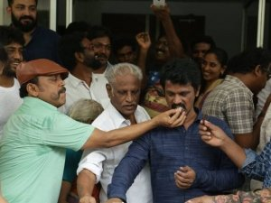 Director Cheran Birthday Celebration