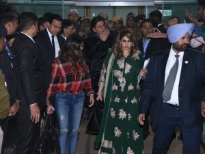Guest arrives at Udaipur for Isha Ambani and Anand Piramal Wedding