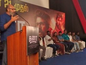 Kanaa Movie Press Meet