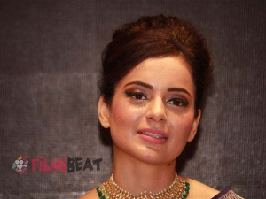 Kangana Ranaut At Launch Of Titan Taneira Store In New Delhi