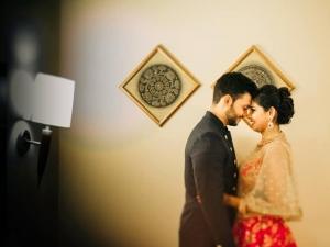B C Patil Daughter Srushti Patil and Sanjay Marriage Photos