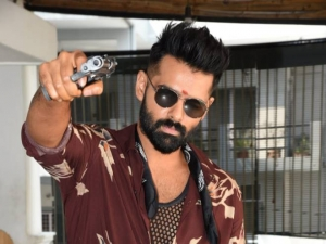 Ismart Shankar Movie Opening