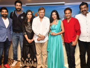 Yograj Bhatt's Gaalipata 2 Movie Press Meet