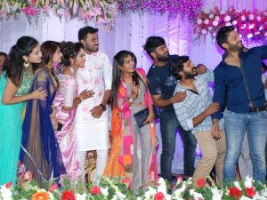 Actress Neha Patil Marriage Photos