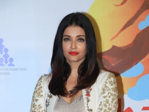 Aishwarya Rai Bachchan, Farhan Akhtar and Others At Population foundation Of India