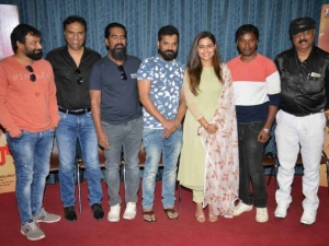 Chambal Movie Press Meet Photos