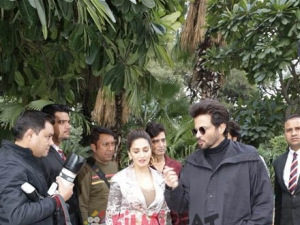 Total Dhamaal Movie Promotion In New Delhi