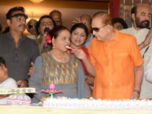 Vijaya Nirmala Birthday Celebrations