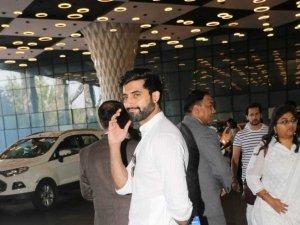 Bollywood Celebs At Rajkumar Barjatiya Prayer Meet