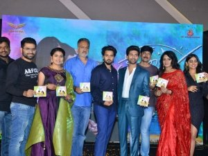 Crazy Crazy Feeling Movie Audio Launch