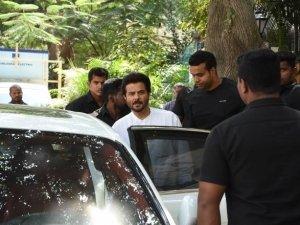 Sridevi Death Anniversary Pooja in Chennai