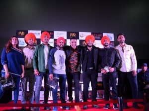 Kesari Movie Promotion In New Delhi