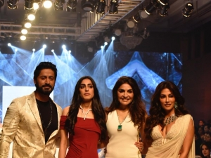 Mohit Raina and Chitrangada Singh Walks The Ramp At Bombay Times Fashion Week 2019