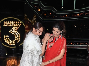 Kalank Movie Promotion On The Sets Of Super Dancer Chapter 3