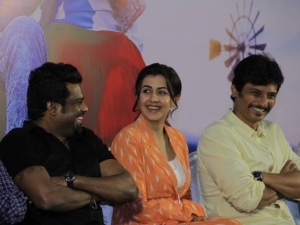 Kee Movie Press Meet