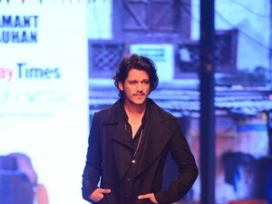 Vijay Verma Walks The Ramp At Bombay Times Fashion Week 2019