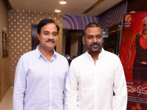 Kanchana 3 Movie Success Meet