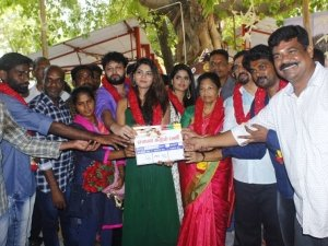 Ennai Sudum Pani Movie Pooja