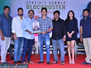 Majili Movie Successmeet