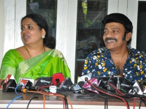 Jeevitha Rajasekhar Press Meet
