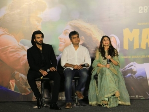 Malaal Movie Trailer Launch