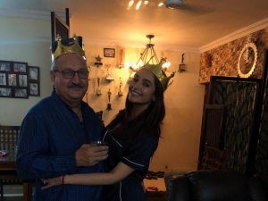 Ragini Dwivedi Birthday Celebration 2019