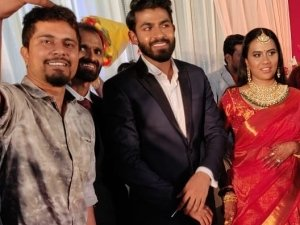 Dr. Rajkumar Grandson Yuva Rajkumar Marriage