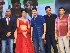 Maharshi Movie Success Meet