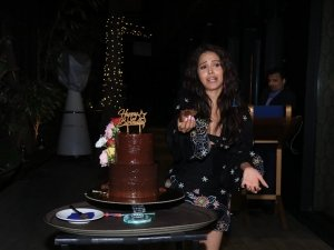 Nushrat Bharucha's Birtday Bash