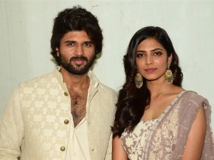 Vijay Devarakonda Hero Movie Launch