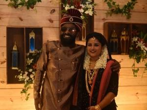 Pareekutty Perumbavoor Marriage Reception
