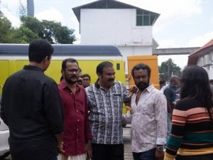 Shane Nigam Qurbani Movie Pooja