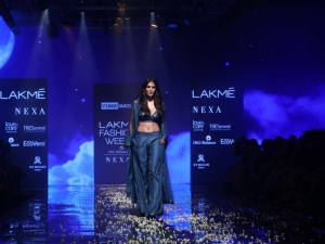 Celebs Showstoppers at Lakme Fashion Week W/F 2019