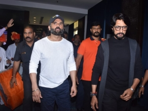 Pehlwaan Trailer Launch