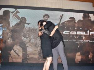 Saaho Movie Press Meet In Bengaluru
